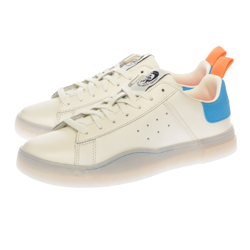 Casual sneakers Diesel λευκά S-CLEVER LOW Y01748 P2282 H7099