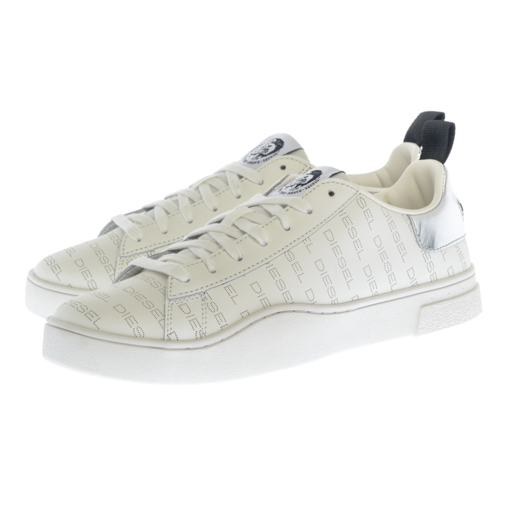 Casual sneakers Diesel λευκά S-CLEVER LOW Y02045 P2662 H7269