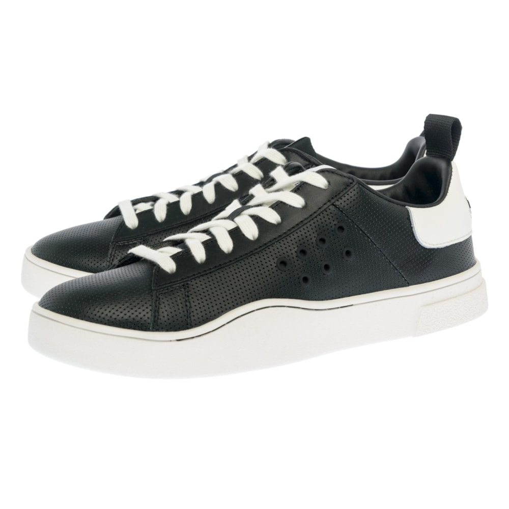 Casual sneakers Diesel μαύρα S-CLEVER LC Y01982 P2472 H7030
