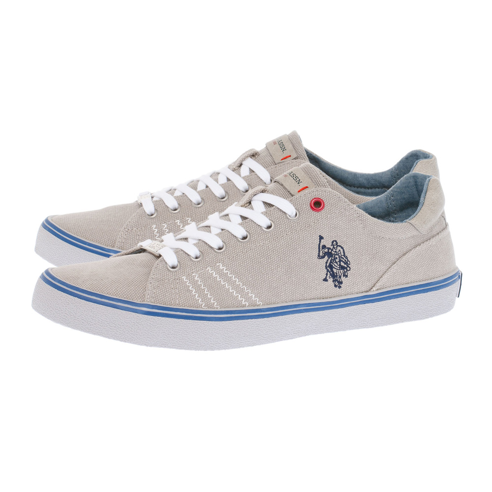 Casual U.S. Polo Assn. γκρι ROBIN