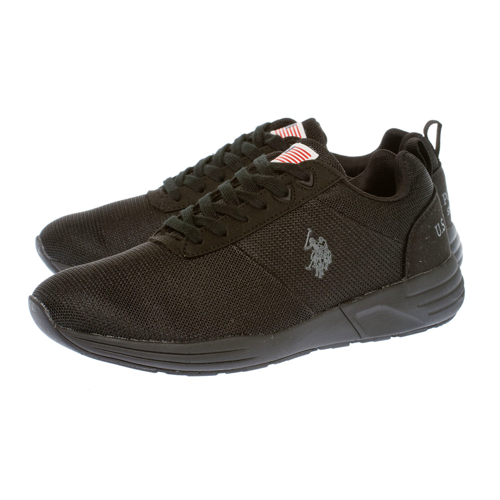 Casual U.S. Polo Assn. μαύρα RAMAL