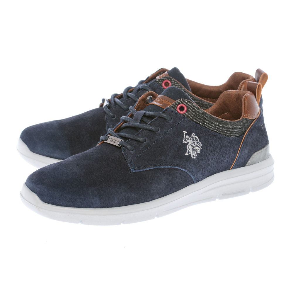 Casual U.S. Polo Assn. μπλε SERGE