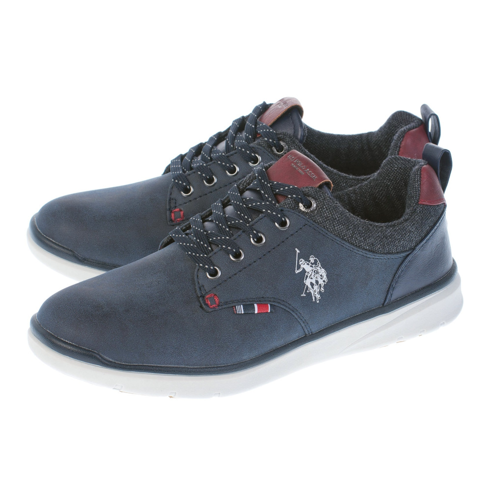 Casual U.S. Polo Assn. μπλε VERTER