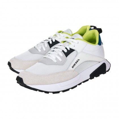 Sneakers Diesel λευκά S-TYCHE LOW Y02635 P4005 H8528