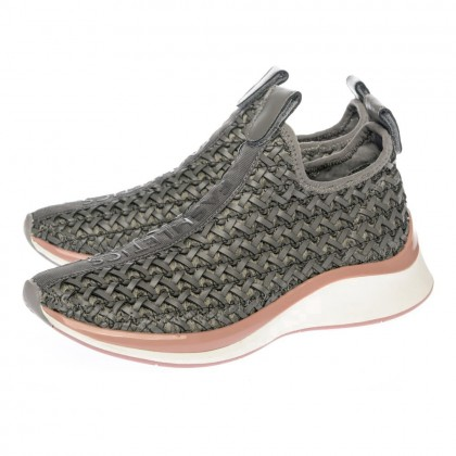 Sneakers Fashletics Tamaris γκρι 24791-23 238