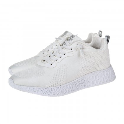 Sneakers S. Oliver λευκά 5-13623-26 100