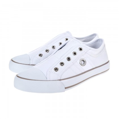 Sneakers S. Oliver λευκά 5-24635-26 100