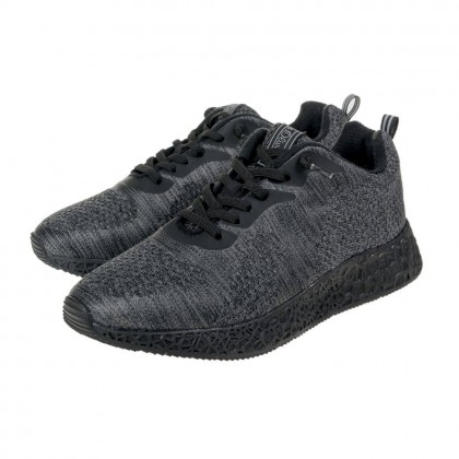 Sneakers S. Oliver μαύρα 5-13623-26 001