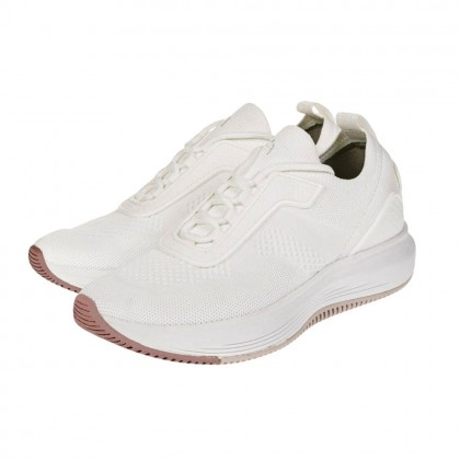 Sneakers Fashletics Tamaris λευκά 1-23732-24 146