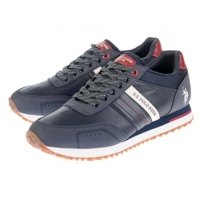 Sneakers U.S. Polo Assn. μπλε JASON 1