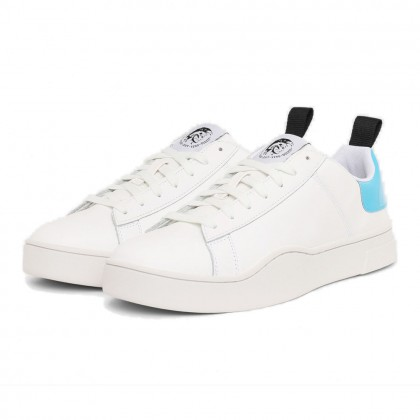 Casual sneakers Diesel λευκά S-CLEVER LOW Y02045 P0299 H7797