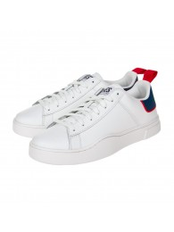Casual sneakers Diesel λευκά S-CLEVER LOW Y02045 P3816 H7642