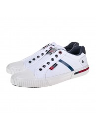 Sneakers S. Oliver λευκά 5-14603-26 100