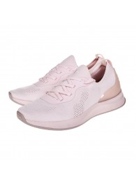 Sneakers Fashletics Tamaris ροζ 1-23705-26 524