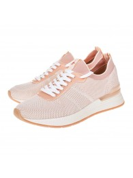 Sneakers Fashletics Tamaris ροζ 1-23712-26 645