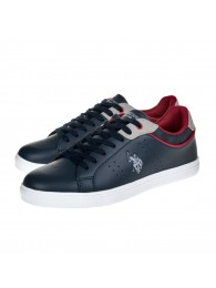 Sneakers U.S. Polo Assn. μπλε CURT