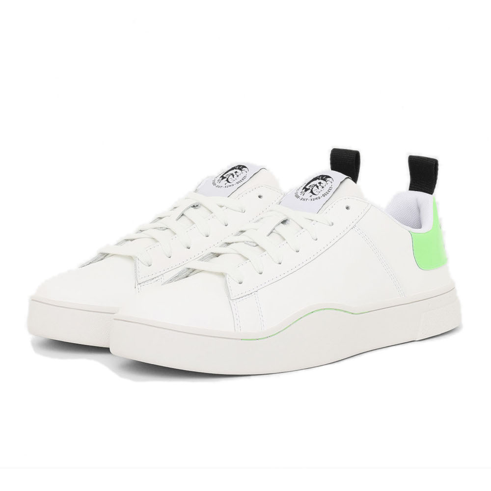 Casual sneakers Diesel λευκά S-CLEVER LOW Y02045 P3145 H1142